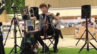 2020/02/23 楊小壯-孤芳自賞  綠龍與他的大提琴 cover