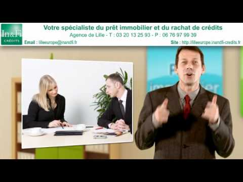 PRET IMMOBILIER LILLE