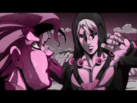 [ Magnetic ] – Risotto/Metallica's Theme – Golden Wind OST EXTENDED