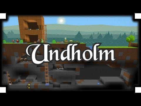 Undholm – (Fantasy Colony Builder Game)