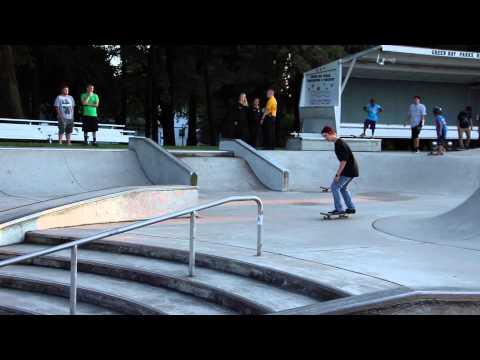Joannes Skatepark - Big At The Bay 2015