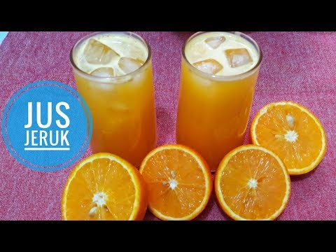 JUS JERUK/ORANGE JUICE