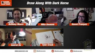 Draw Along With Dark Horse | Comic-Con@Home 2020