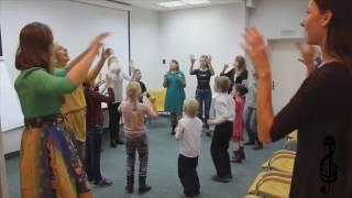 Первый мастер-класс Марии Струве по вокалу в Калининграде