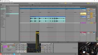 Ableton Live 9 - Quickly Tune A Sample Using Operator