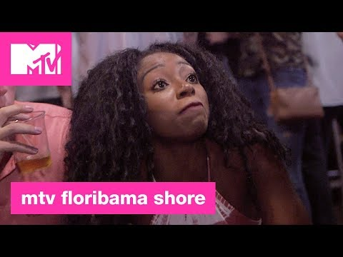 'Candace Pops Off' Official Sneak Peek | MTV Floribama Shore | MTV