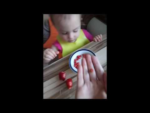 Ева  и ягодные пробы / Eva and berry tests