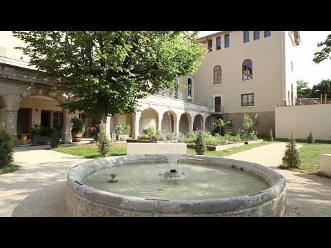 L'Abbaye de la Rochette, video 6