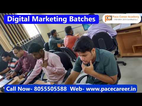 Pace Career Academy Digital Marketing & HR Training Institute