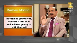 Zee Business-Mr. Sunil Kumar Gupta as Business Expert in Big Business Ideas- 6th Episode
