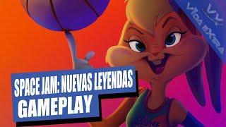 Space Jam: Nuevas Leyendas - Completamos el juego oficial de la película con Bugs, Lola y LeBron