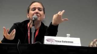 Wondercon Lisa Coleman Part 1