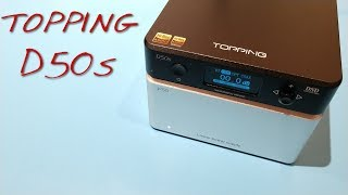 Topping D50s _(Z Reviews)_ 🌀 Stealth Dac 🌀