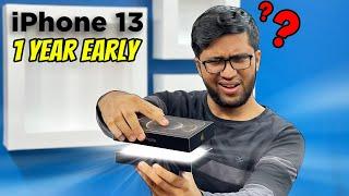 1 Year Pehale hi iPhone 13 mil gaya 😂