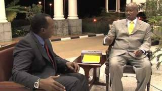 Capital Talk_President Yoweri Museveni Part 1