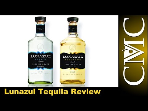 Lunazul Tequila Review, Reposado and Blanco