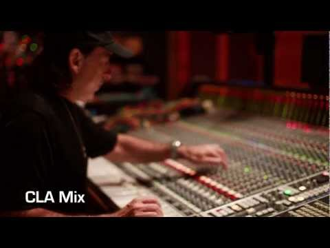GRAMMY-Winning Engineer Chris Lord-Alge Mixes the CLA Song Competition Winner