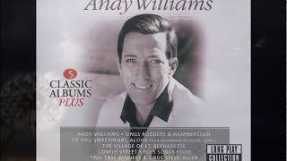 You'll Never Walk Alone - Andy Williams [With Lyrics]