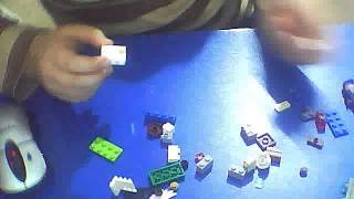 preview picture of video 'cum se face din lego o casa cu un om'