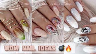 Осенний маникюр ???????? | Nail Art Designs???? | Идеи Дизайна ногтей #nailart #ombrenails #nails