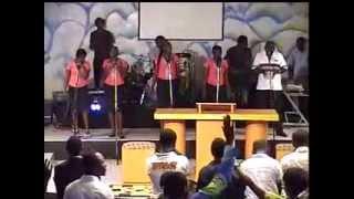 Pastor Kojo Oteng live worship part1