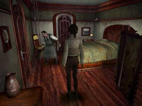 Gameplay de Syberia
