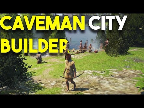 What Happened To Ancient Cities? – Caveman City Builder!