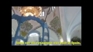 preview picture of video 'Abuhav Synagogue in Safad Israel with Bein Harim Tourism Services'
