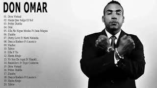 Don Omar Sus Mejor Exitos - Don Omar Mix Nuevo 2018