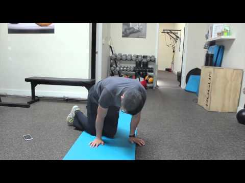 Video What to do about a chronically tight Q.L.(Quadratus lumborum)
