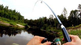 Ловля щуки в реках западной сибири