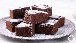 How To Make Coconut Flour Chocolate Brownies | Dessert Recipes | Allrecipes.com