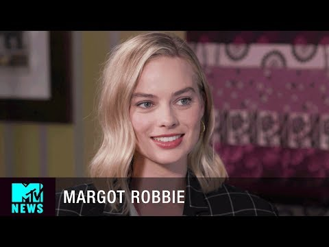Margot Robbie on 'I, Tonya', A Harley Quinn Solo Film & Promoting Women In Film | MTV News