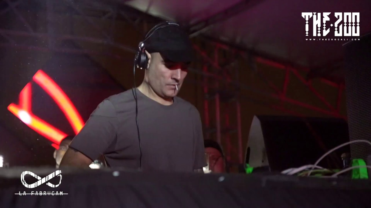Paco Osuna - Live @ The Zoo Festival 2018