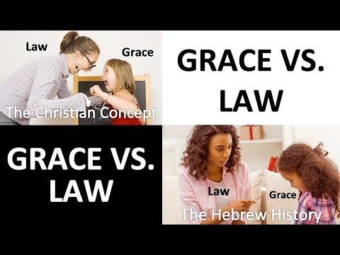 Grace vs Law
