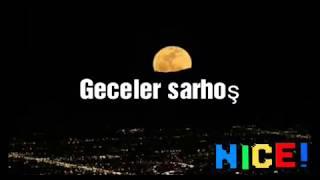 Yıldız Tilbe Geceler Sarhoş 2018