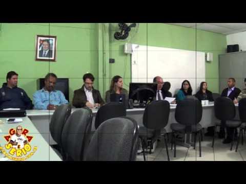 Reunião para a elaboração da Lei Específica de Juquitiba
