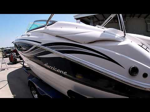 2013 Hurricane SD-2200 DC I/O in Lewisville, Texas - Video 2
