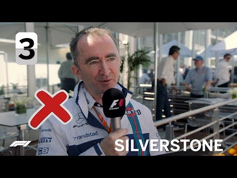 Williams' Paddy Lowe | F1 Grill The Grid Team Bosses