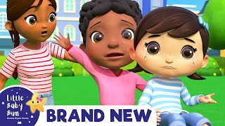 Accidents Happen! Boo Boo Song | Brand New Nursery Rhymes & Kids Songs | ABC & 123 | Little Baby Bum