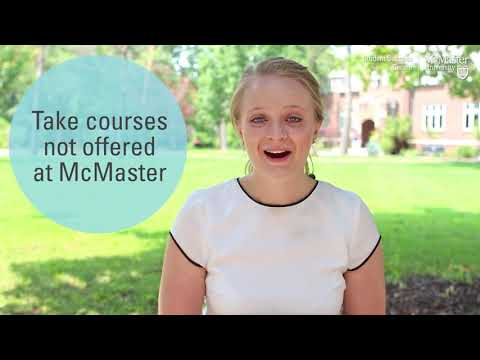 Watch McMaster University Exchange Program (Cassie) on Youtube.