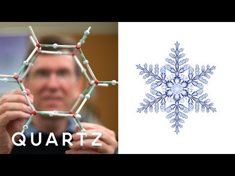 Meet the Scientist Making Identical Snowflakes