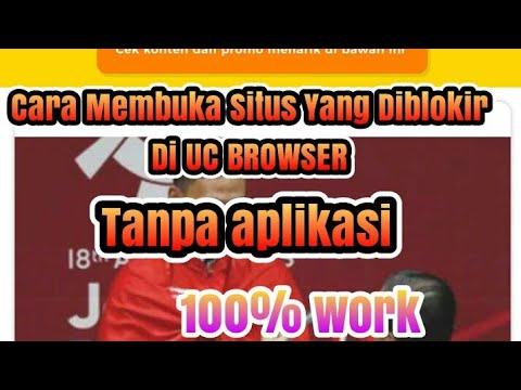 Download Ini Dia.........cara Membobol Situs Yang Diblokir Di Uc Browser HD Mp4 3GP Video and MP3