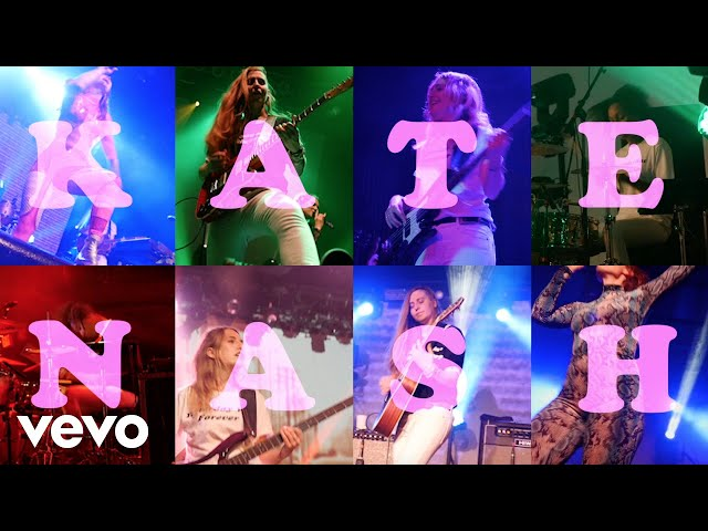 Twisted Up - Kate Nash