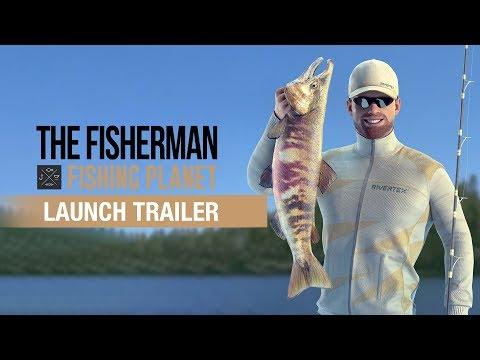 The Fisherman - Fishing Planet   Launch Trailer thumbnail
