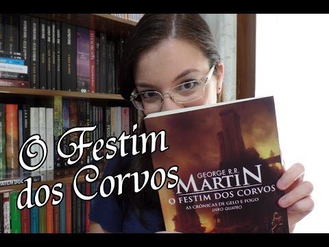 Livro - O Festim dos Corvos (George R.R. Martin)
