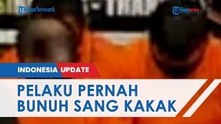Begal Sadis di Medan Akhirnya Diringkus Polisi, Pelaku Ternyata Pernah Bunuh Kakak Kandungnya