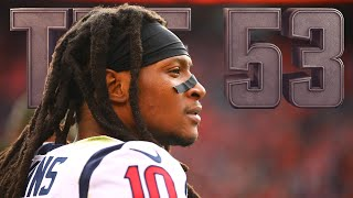 DeAndre Hopkins, Houston Texans can catch anything || The 53