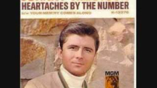 Johnny Tillotson - Heartaches By The Number (1965)