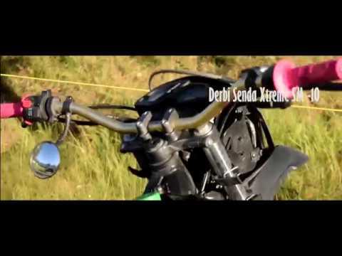 Derbi Senda Xtreme SM 2010 showcase